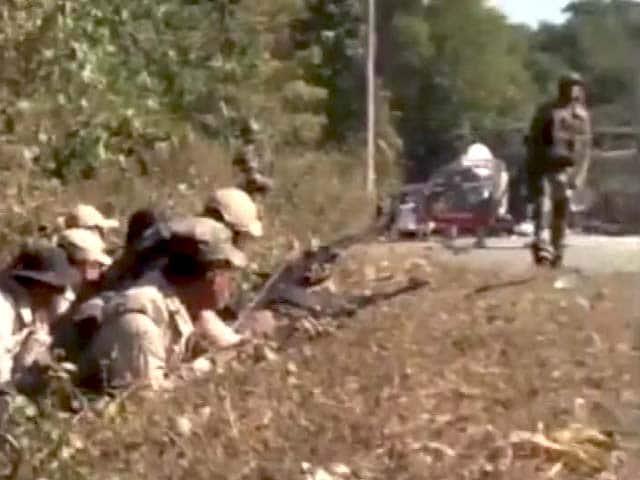 Video : असम के जयरामपुर इलाके में ग्रेनेड हमला, 2 जवान शहीद