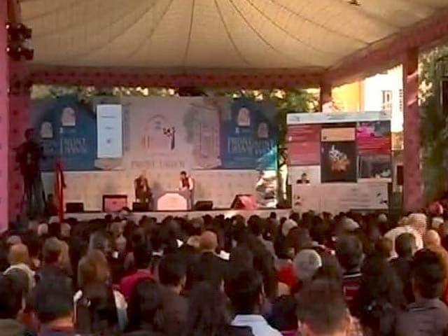 Videos : जयपुर लिटरेचर फ़ेस्टिवल : साहित्य का कुंभ