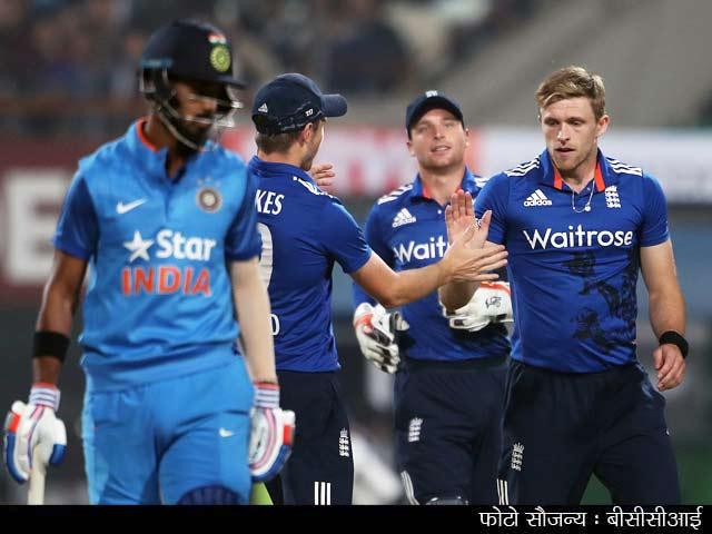 Videos : तीसरा वनडे : केदार जाधव का संघर्ष बेकार, इंग्लैंड को मिली जीत
