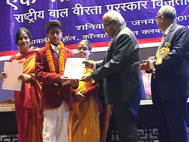 Videos : गणतंत्र दिवस के मौके पर सम्मानित होंगे 25 बहादुर बच्चे
