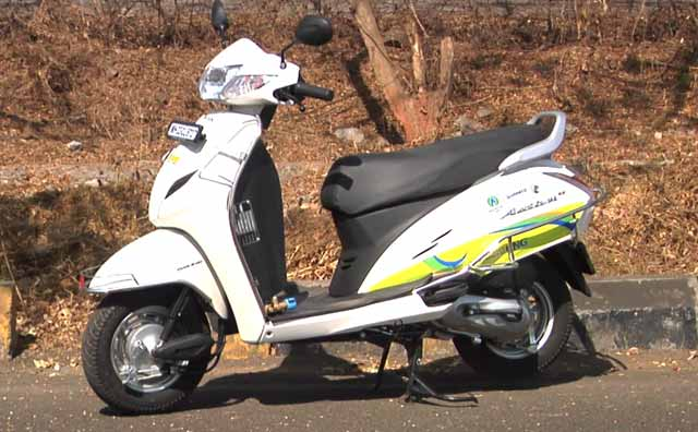 Honda Activa CNG Review
