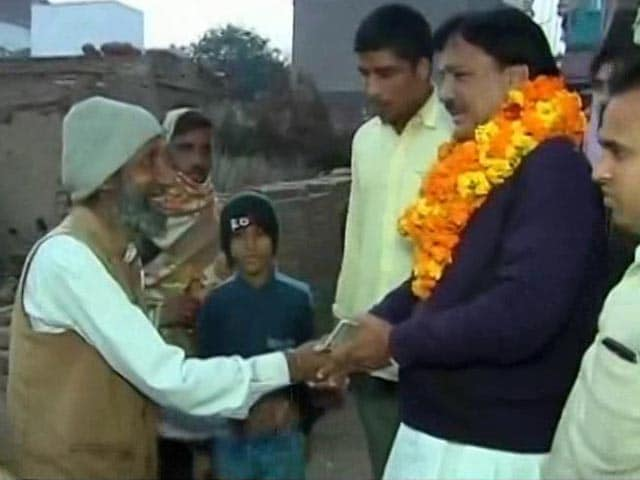 Video : In UP Comeback Bid, Mayawati Fields Party's Longest List of Muslims