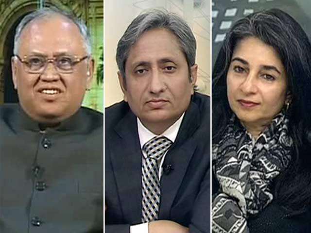 Videos : प्राइम टाइम : क्या राजनीति में परिवारवाद कभी खत्म होगा?