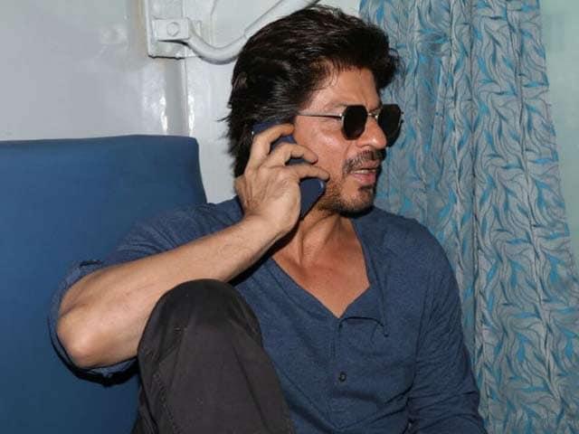 Videos : EXCLUSIVE: मेरा ट्रेन के साथ एक अजीब सा नाता है- एनडीटीवी से शाहरुख खान