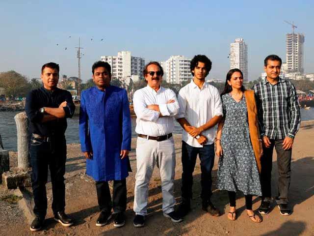Video : मुंबई में शुरू हुई ईरानी फिल्मकार माजिद माजिदी की फ़िल्म की शूटिंग