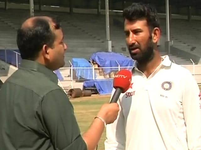 Virat Kohli is an Inspiration For The Team: Pujara to NDTV