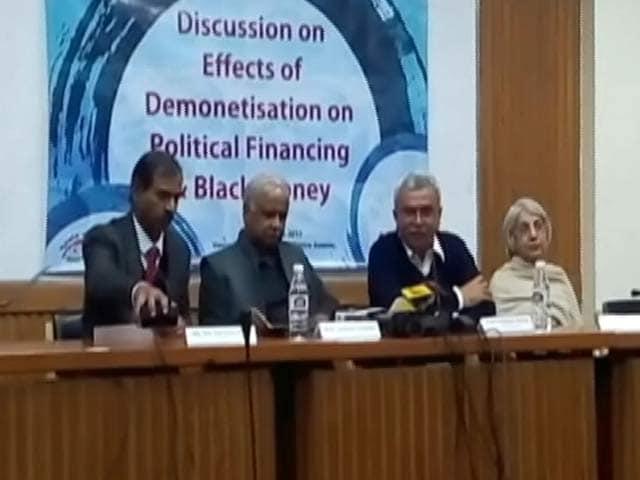 Videos : इंडिया 8 बजे : राजनीतिक दलों की 69% फंडिंग अज्ञात स्रोत से