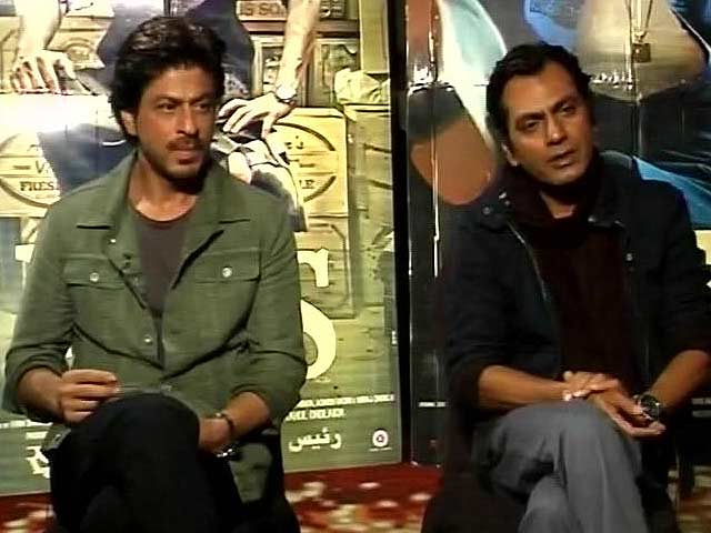 Video : Very Sad A Life Has Been Lost: Shah Rukh Khan To NDTV