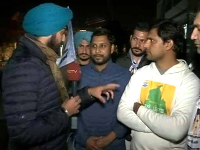 Video : Battle For Punjab: Row Over 'Udta Punjabis'