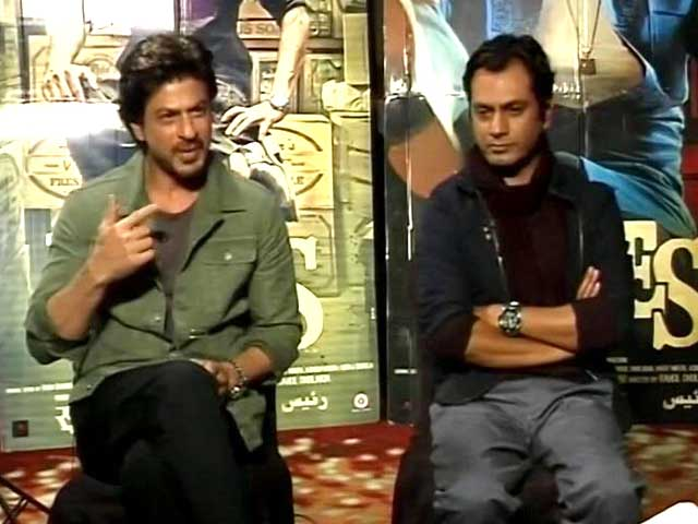 Shah Rukh Khan On Being Raees