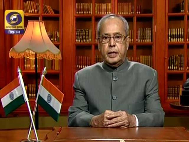 Video : President Says Cashless Transactions Will Improve Transparency Of Economy