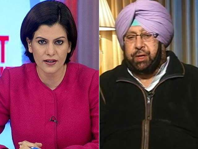 Video : Congress Credits Priyanka Gandhi With Another Big Deal: Landing Sidhu