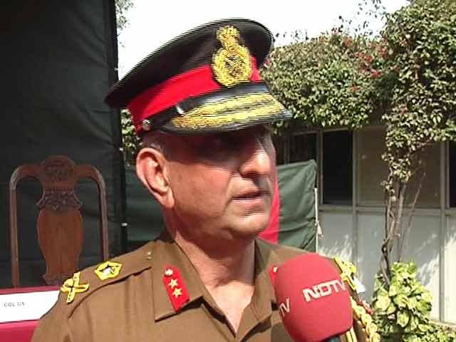 Videos : एनएसजी कमांडो पहली बार परेड में होंगे शामिल : मेजर जनरल राजेश सहाय