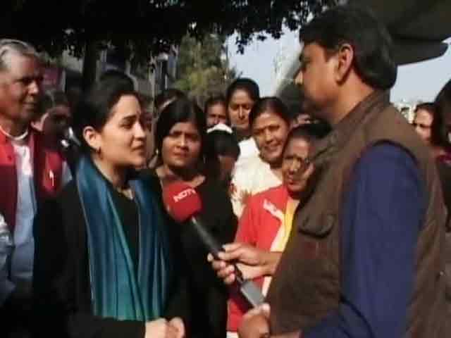 Video : The Other Yadav Bahu. Aparna, 26, On Her Strategy For Her First Election