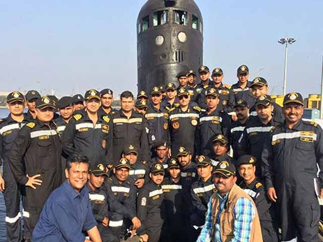 Video : Exclusive: An Indian Submarine, Its Crew, And Its Top Secret Mission