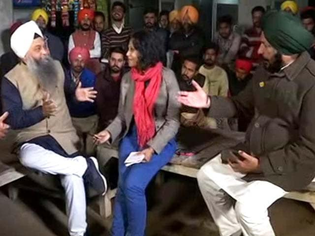Video : The Election Centre: Special Edition From Chief Minister Badal's Constituency - Lambi
