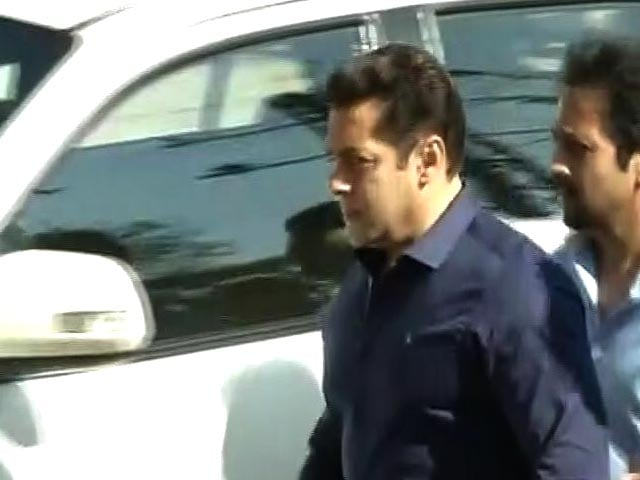 Video : I Am Indian, Salman Khan Says In Court, Asked To State Religion