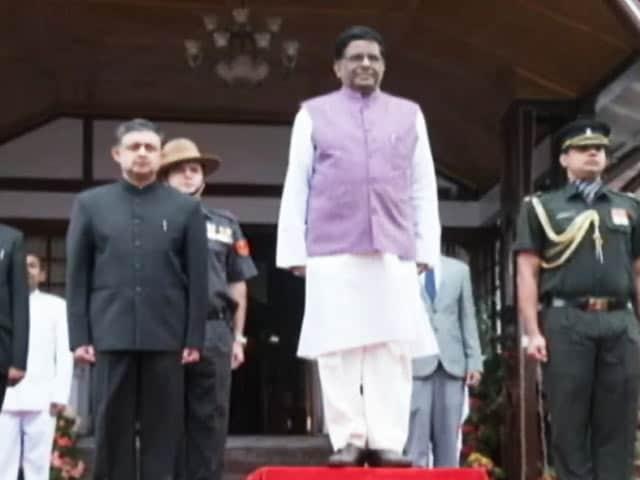 Video : मेघालय के राज्यपाल वी षणमुगनाथन का इस्तीफा मंजूर