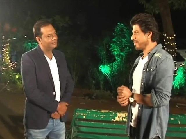 Videos : ये फिल्म नहीं आसां : बात शाहरुख खान से