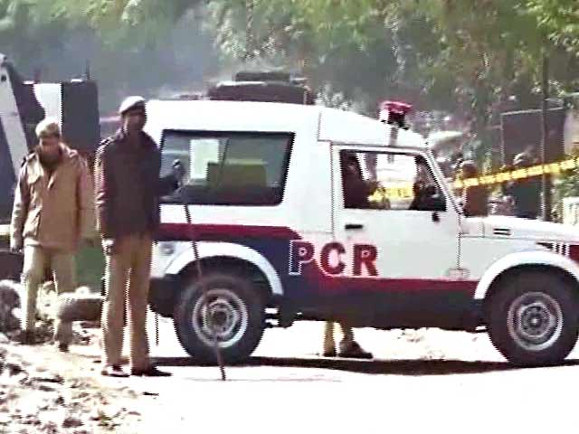 Video : Old Mortar Shell Found Near Vasant Kunj In South Delhi, Area Evacuated
