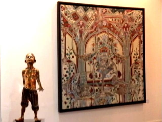Video : India Art Fair Preview