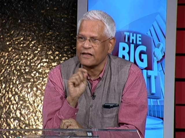 Video : 'BJP Believes In Private Capital', Says Spokesperson PN Vijay