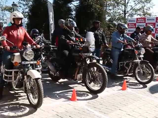 Sponsored: Royal Enfield REUnion East