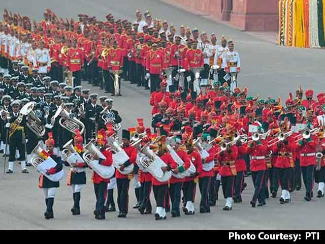 Video : President, PM Attend Grand Beating Retreat Ceremony In Delhi