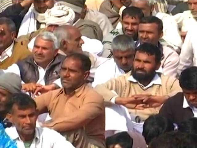 Video : Jats Begin Protest Over Reservation, Haryana On 'Maximum Alert'