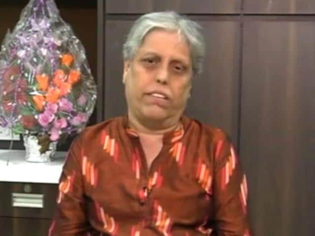 Video : Let's Hope The Glory Of BCCI Is Restored: Diana Edulji