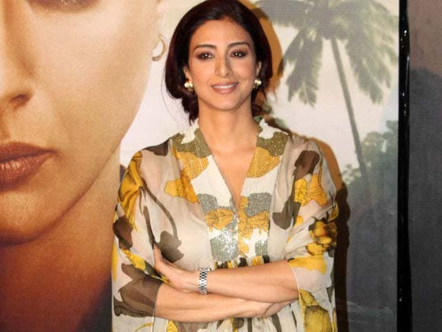 Tabu Replaces Vidya Balan In Kamala Das Biopic?