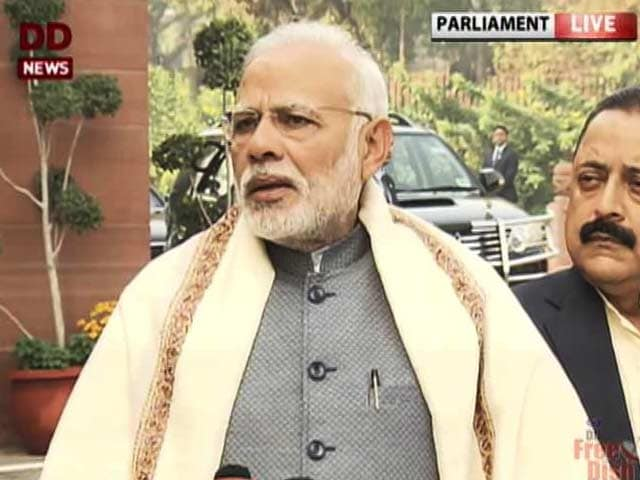 Video : A New Beginning, Says PM Modi, About Budget Being Advanced
