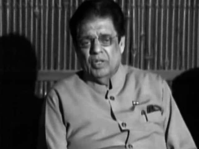 Video : Former Minister E Ahamed Dies After Suffering Cardiac Arrest