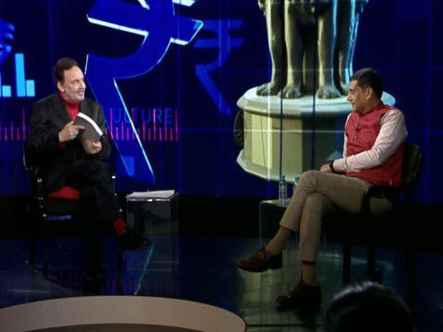 Video : Prannoy Roy And Arvind Subramanian Analyse Impact Of Notes Ban
