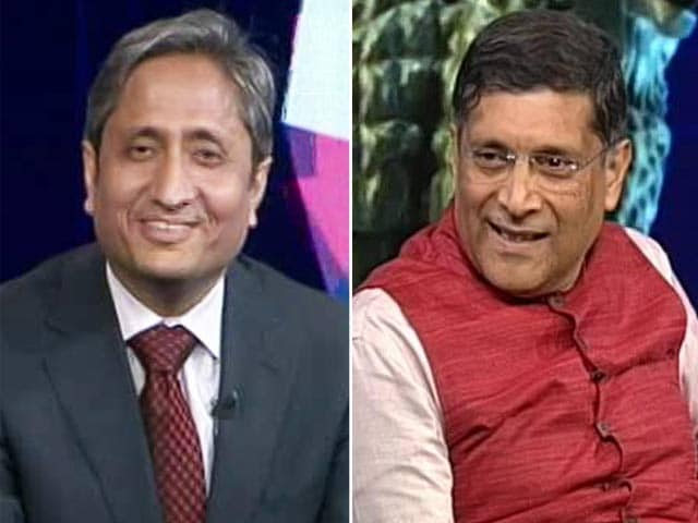 Videos : नोटबंदी और अर्थव्यवस्था : मुख्य आर्थिक सलाहकार अरविंद सुब्रमणियन के साथ रवीश कुमार की बातचीत
