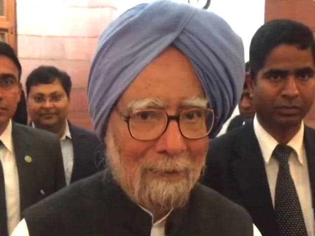 Video : Union Budget 2017: Why So Confident About Notes Ban Impact, Questions Manmohan Singh