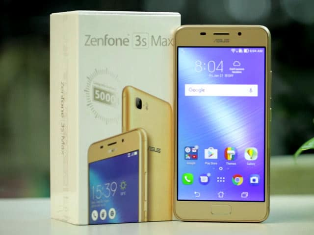 Video : Asus ZenFone 3s Max (ZC521TL) Unboxing and First Look