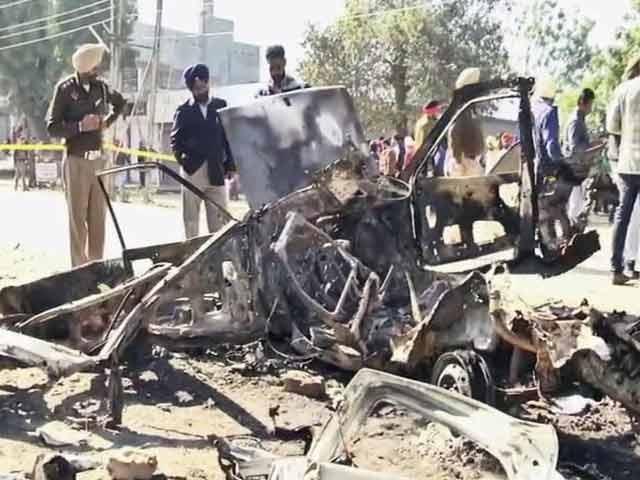 Video : बठिंडा धमाका मामला : पुलिस जता रही आतंकी साजिश की आशंका