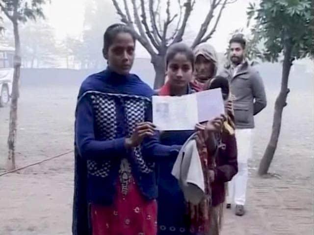 Videos : पंजाब चुनाव : मोहाली में वोट डालने पहुंची 81 साल की बुजुर्ग महिला