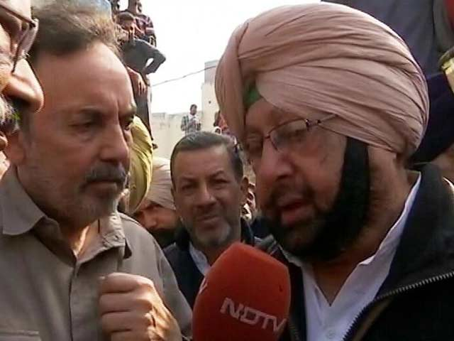 Video : Why Amarinder Singh Believes AAP Is No Problem For Congress In Punjab