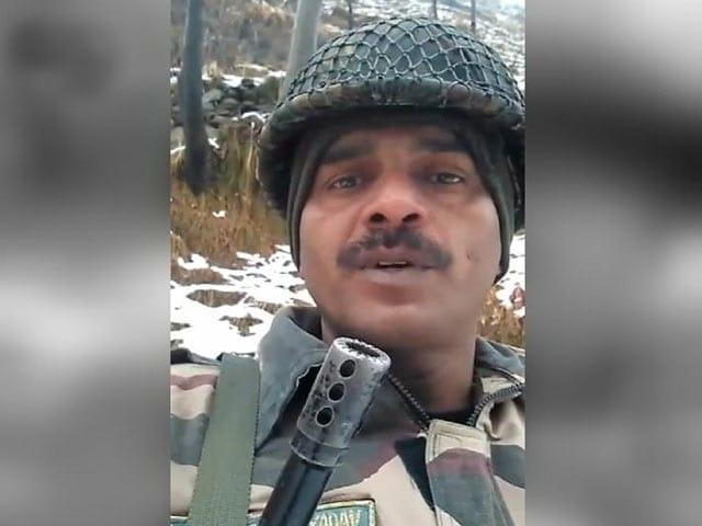 Videos : खराब खाने का मुद्दा उठाने वाला BSF कॉन्स्टेबल तेज़ बहादुर भूख हड़ताल पर