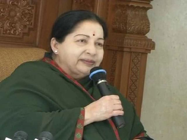 Video : Inquiry Into Jayalalithaa Death Will Also Probe How She Reached Hospital