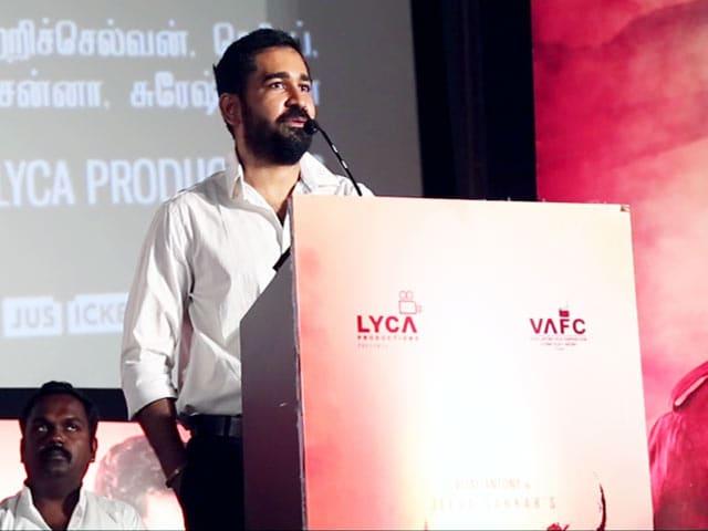 நீங்க பாலிவுட் வர போகணும் - விஜய் ஆன்டனி