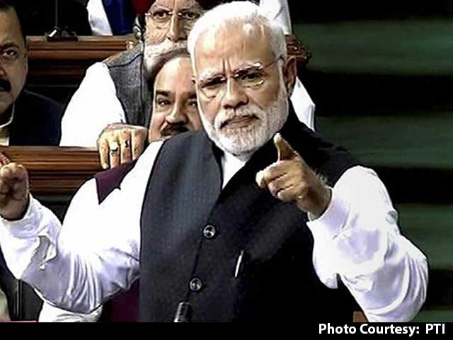 Video : Put Your Hand On Your Heart: PM's Rebuke To Surgical Strikes Critics