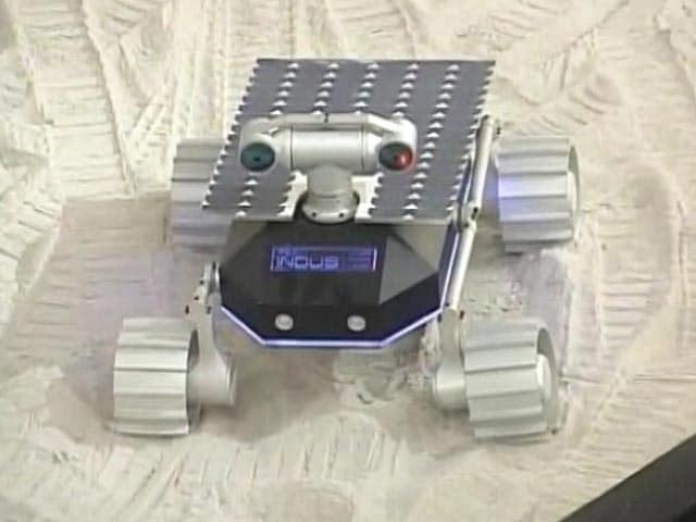 Video : मून रोवर कुछ महीनों में चांद पर उतरेगा