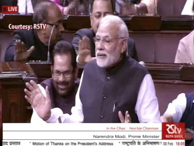 Video : PM Modi's Attack On Manmohan Singh: 'So Many Scams, Yet Not A Stain On Him'
