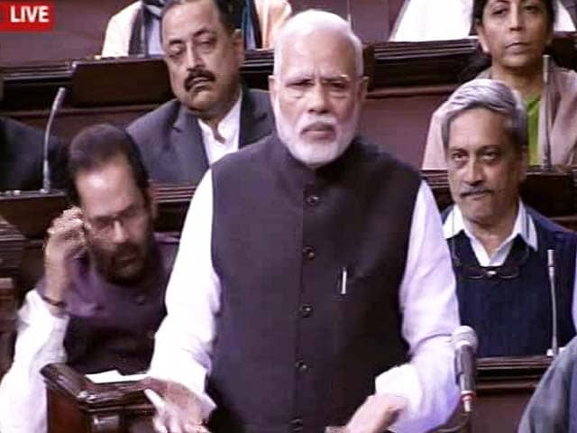 Video : PM Says Notes Ban Has Exposed 'Horizontal Divide' Between <i>Netas</i> And <i>Masses</i>