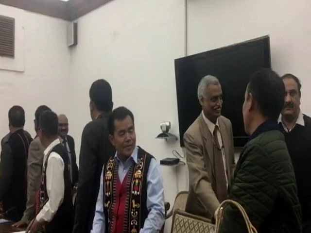 Video : Second Round Of Talks Between Government And Protestors Fail In Manipur
