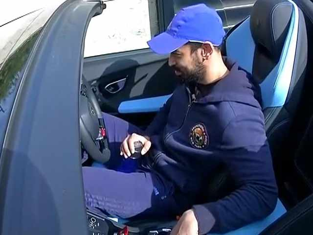Video : Back Off Already About My 5-Crore Lamborghini, Says Prateek Yadav