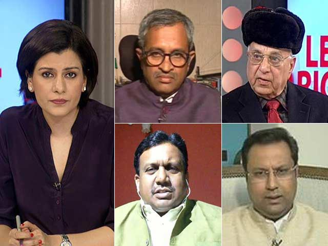Video : Tamil Nadu's Game Of Thrones: Will Governor End Political Uncertainty?